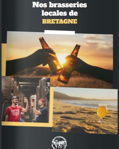 BRASSERIES LOCALES -  BRETAGNE